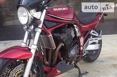 Suzuki Bandit 2002 в Львове