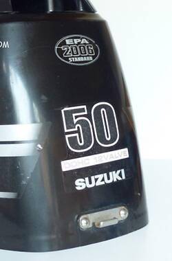 Suzuki DF50 2005 в Горішніх Плавнях