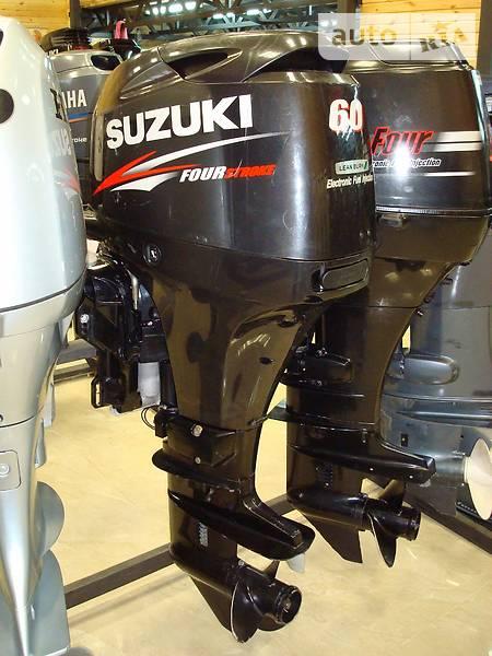 Suzuki DF 2014 года