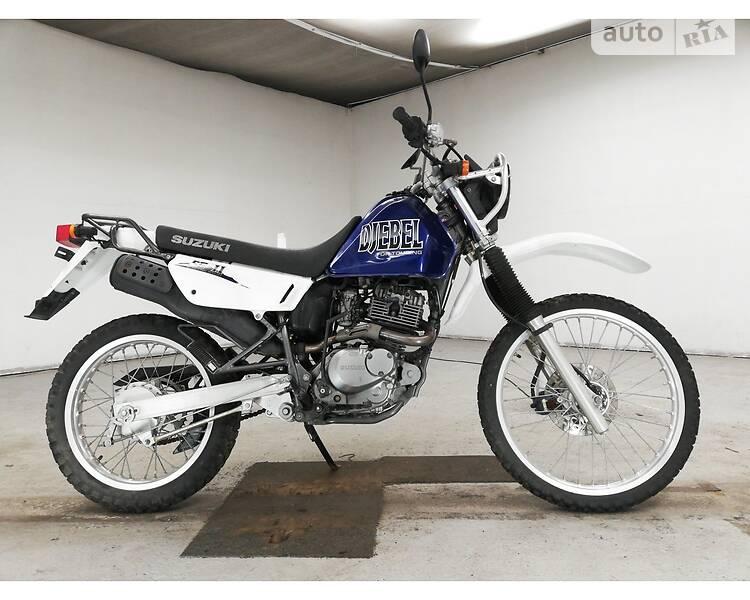 Suzuki Djebel SE-II