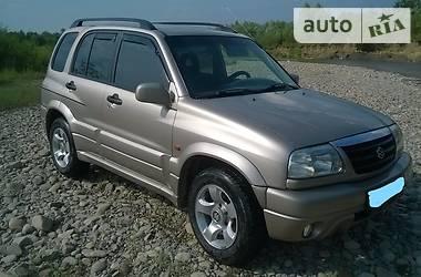Suzuki Grand Vitara 2002 в Ивано-Франковске