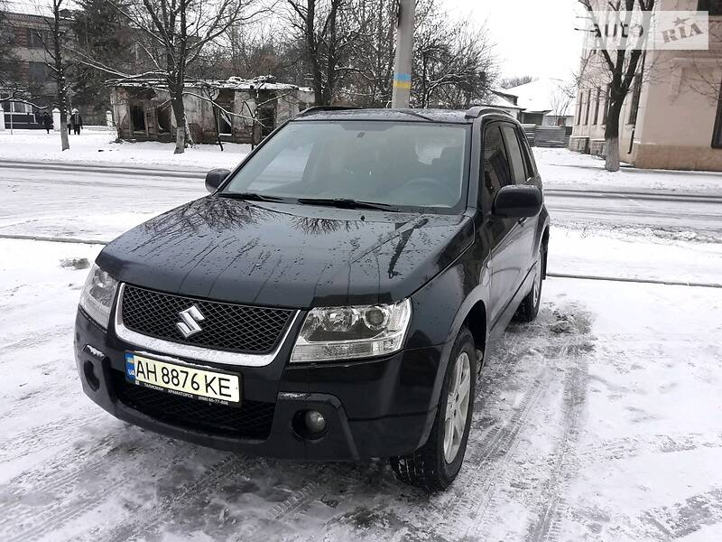 Позашляховик / Кросовер Suzuki Grand Vitara 2006 в Краматорську