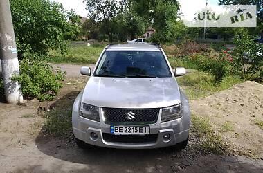 Внедорожник / Кроссовер Suzuki Grand Vitara 2007 в Николаеве