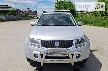 Внедорожник / Кроссовер Suzuki Grand Vitara 2007 в Василькове
