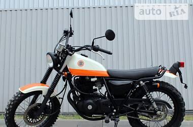 Мотоцикл Многоцелевой (All-round) Suzuki GrassTracker 2001 в Белой Церкви