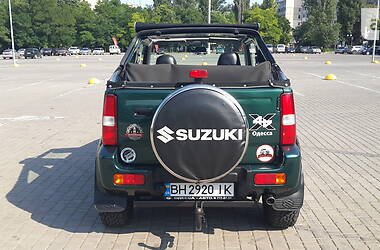 Внедорожник / Кроссовер Suzuki Jimny 2004 в Одессе
