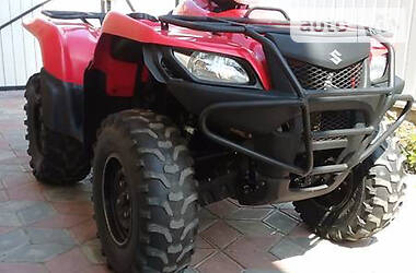 Suzuki KingQuad 2006 в Олевську
