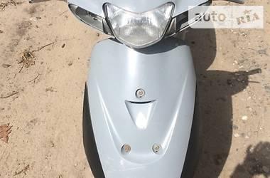 Suzuki Lets 2 1999 в Радомышле