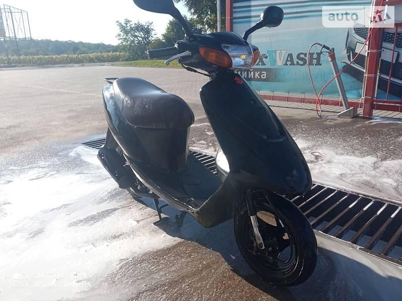 Suzuki Lets 2 x