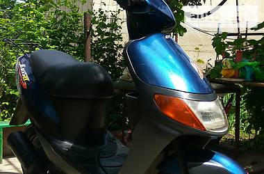 Suzuki Lets 2000 в Николаеве