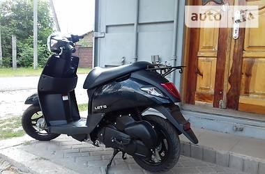 Suzuki Lets 2016 в Дубні