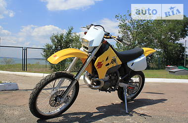 Мотоцикл Внедорожный (Enduro) Suzuki RMX 1998 в Одессе