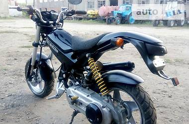 Suzuki Street Magic 2000 в Томашполе