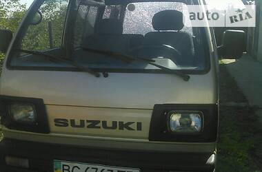 Suzuki Super Carry Bus 1991 в Жидачове