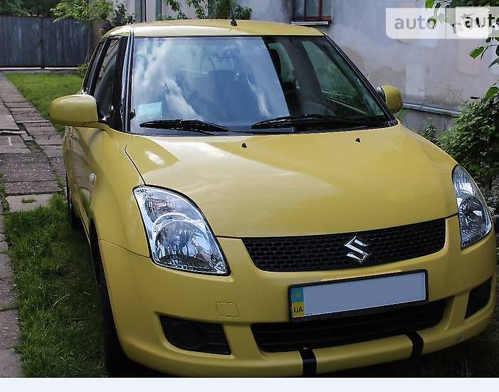 Suzuki Swift 2007 в Ивано-Франковске