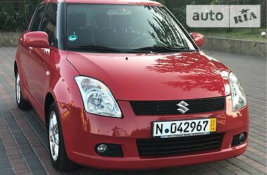 Suzuki Swift 2006 в Староконстантинове