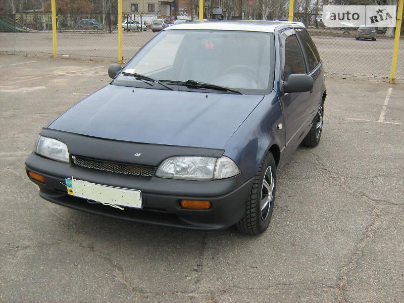 Suzuki Swift 1991 в Николаеве