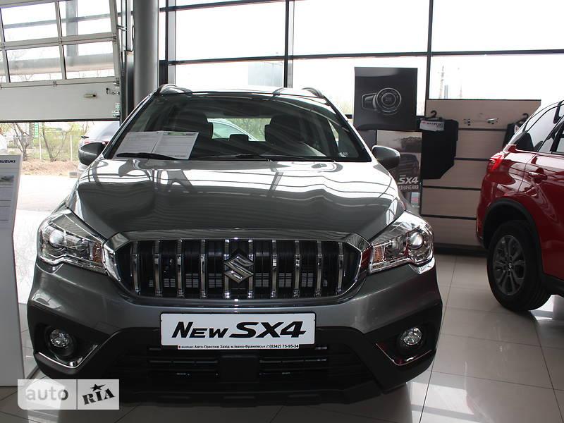 Suzuki SX4 2018 года