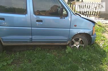 Suzuki Wagon R 1997 в Черновцах