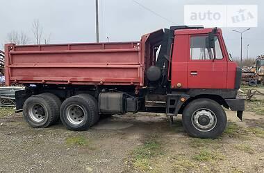 Tatra 8152 1997 в Львове