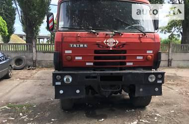Tatra 815 1986 в Горішніх Плавнях