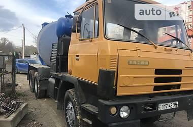 Tatra 815 1992 в Львове