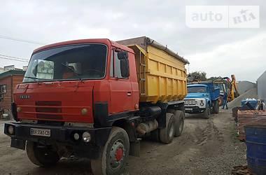 Самоскид Tatra 815 1989 в Кам'янець-Подільському