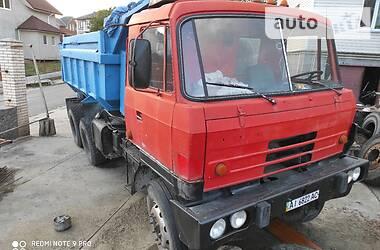 Самоскид Tatra 815 1989 в Києві