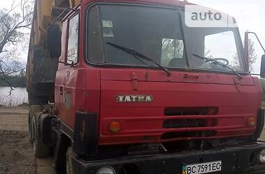 Самоскид Tatra 815 1990 в Жидачові