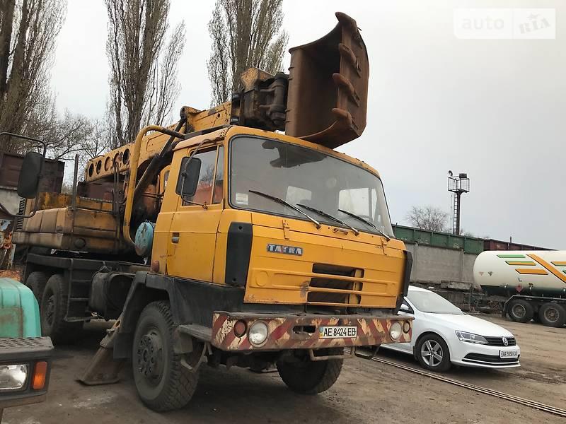 Tatra UDS 1991 в Кривом Роге