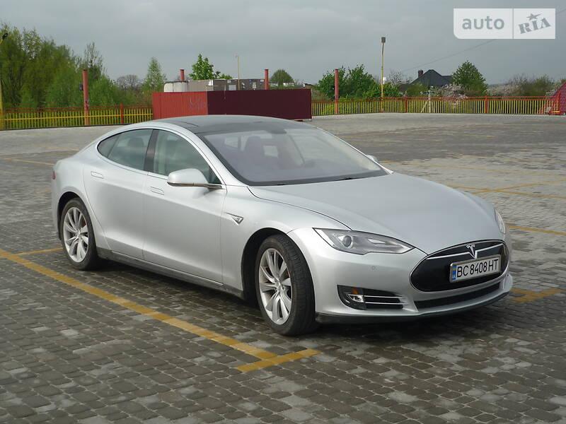 Tesla Model S 85 2014 в Львові