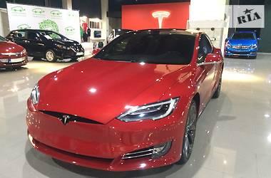 Tesla Model S P90D P90D Ludicrous