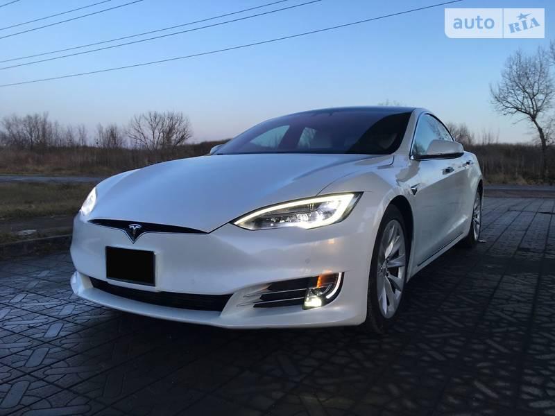Tesla Model S 2017 в Одессе