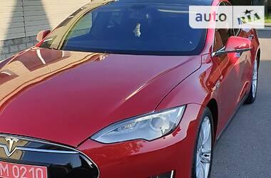 Tesla Model S 2013 в Полтаве