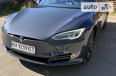 Седан Tesla Model S 2019 в Хмельницькому