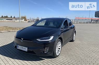 Tesla Model X 75D 2017 в Львове