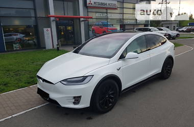 Tesla Model X 75D 2017 в Киеве