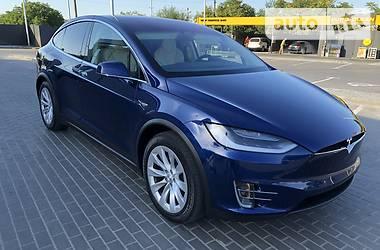 Tesla Model X 75D 2018 в Днепре