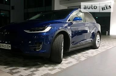 Tesla Model X 90D 2016 в Киеве