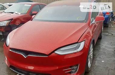 Tesla Model X P100D 2016 в Киеве