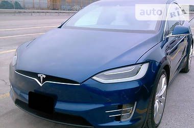 Tesla Model X 2016 в Львове