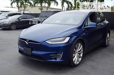Tesla Model X 2016 в Одессе