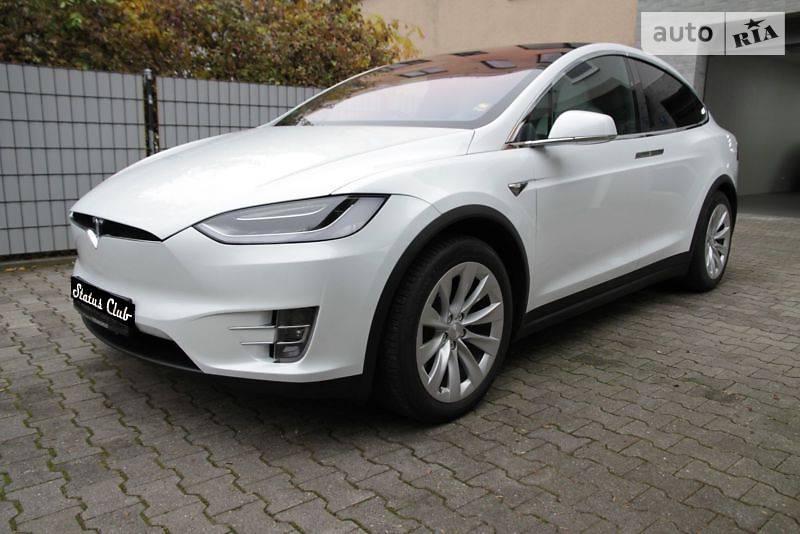 Tesla Model X 2019 года в Киеве