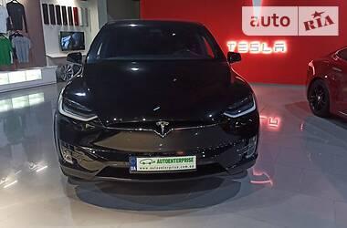 Tesla Model X 2016 в Киеве
