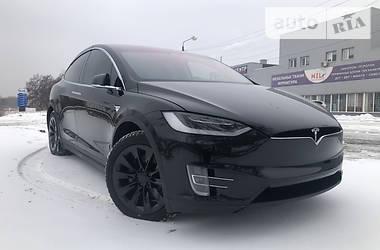 Tesla Model X 2017 в Днепре