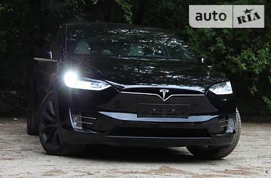 Внедорожник / Кроссовер Tesla Model X 2017 в Львове