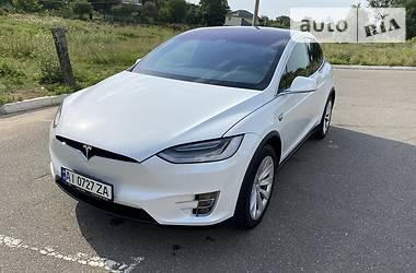Внедорожник / Кроссовер Tesla Model X 2020 в Киеве