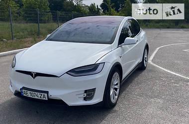 Внедорожник / Кроссовер Tesla Model X 2019 в Днепре