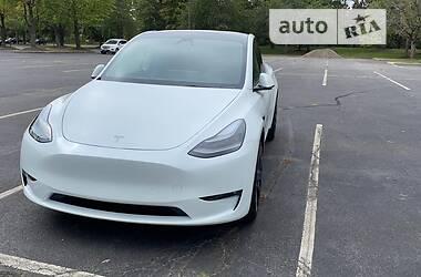 Хэтчбек Tesla Model Y 2021 в Виннице