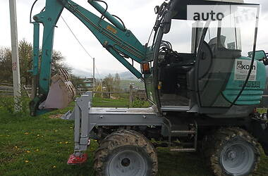 Tirre Kran & Maschinenbau 40001 1999 в Ворохте